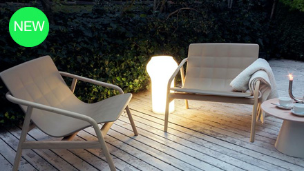 Kartell Garden Furniture Flos lighting artemide contemporary lighting jielde oluce serralunga modern outdoor planters illuminated planters workwithnaturefo