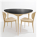 Max Bill Three Circles Dining Table