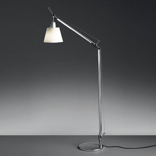Artemide Tolomeo Reading Floor Lamp Surrounding Com
