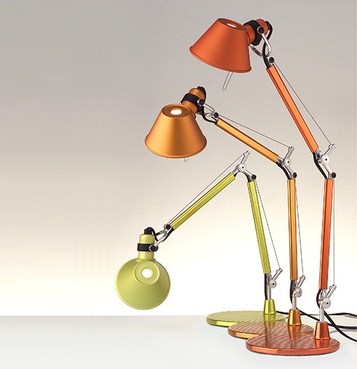 Artemide Tolomeo Mini Table Lamp Surrounding Com