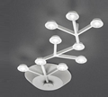Artemide Led Net Line 66 Ceiling Lamp