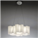 Logico Quadruple Nested Pendant Lamp
