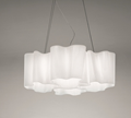 Artemide Logico Quadruple Nested Pendant Lamp