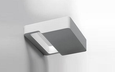 ARTEMIDE | SQUARE WALL LAMP