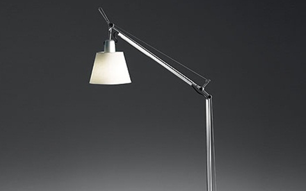 ARTEMIDE | TOLOMEO FLOOR LAMP - SHADE