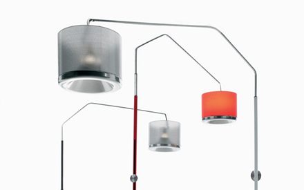 ARTEMIDE | TET ULTRA FLOOR LAMP