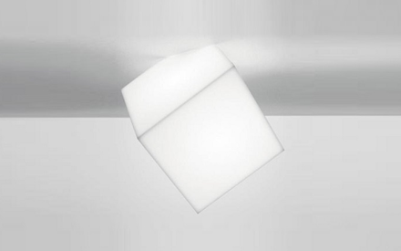 ARTEMIDE | EDGE WALL CEILING LAMP
