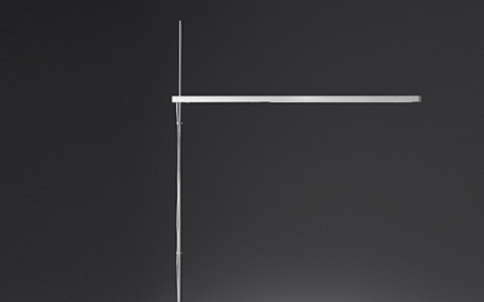 ARTEMIDE | TALAK FLU FLOOR LAMP