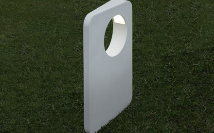 ARTEMIDE OUTDOOR | ERACLEA FLOOR LED LAMP