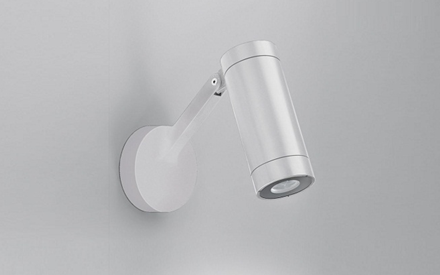 ARTEMIDE OUTDOOR | OBICE WALL LED LAMP