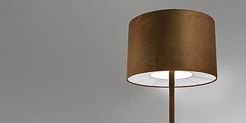 AXO LIGHT | VELVET FLOOR LAMP