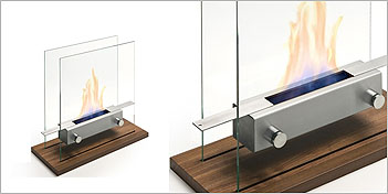 CONMOTO | CARL MERTENS APOLLO FIREPLACE