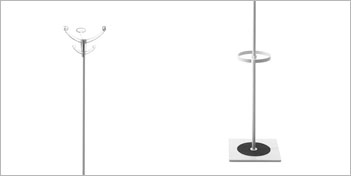 DANESE MILANO | HUMPHREY COAT & UMBRELLA STAND