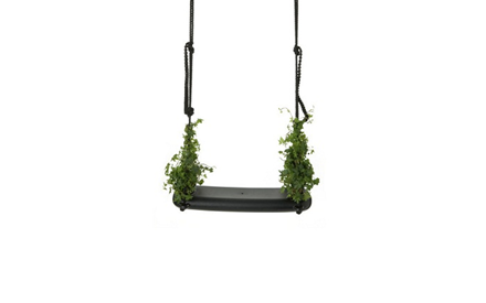 DROOG DESIGN | SWING WITH THE PLANTS