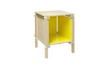 DROOG DESIGN | INSIDE OUT NIGHT STAND
