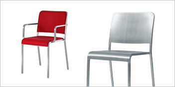 EMECO | 20-06 STACKING CHAIR