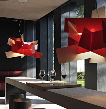 foscarini big bang pendant lamp. Black Bedroom Furniture Sets. Home Design Ideas