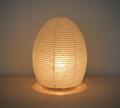 Gifu Lanterns Asano Paper Moon 1 Lamp