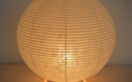 GIFU LANTERNS | ASANO PAPER MOON 5 LAMP