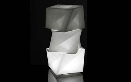 ISSEY MIYAKE LIGHT | MOGURA TABLE LAMP