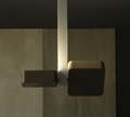 Itama Lighting Aluled Square 2L Wall Lamp