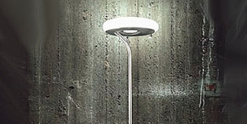 ITRE | HOLE FLOOR LAMP