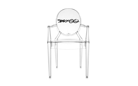 KARTELL | LOUIS GHOST SET OF 4 CHAIRS