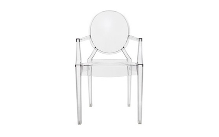 KARTELL | LOU LOU GHOST CHAIR