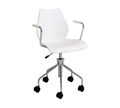 Kartell Maui Chair on Wheel