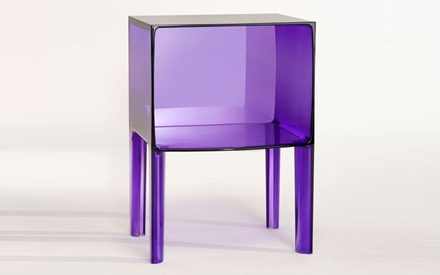 KARTELL | SMALL GHOST BUSTER COMMODE