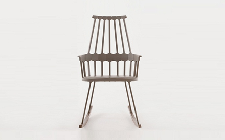 KARTELL | COMBACK ROCKING CHAIR