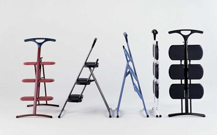 KARTELL | TIRAMISù STEP LADDER