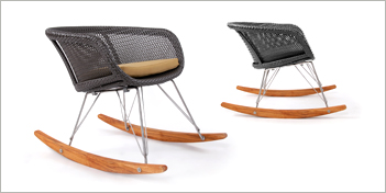 LEBELLO | CHAIR 6 ROCKING CHAIR