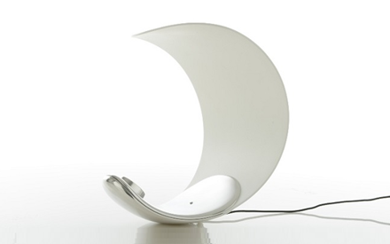 LUCEPLAN | CURL D76 TABLE LAMP