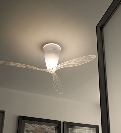 Luceplan Blow Ceiling Fan Surrounding Com