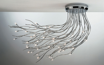 LUMEN CENTER | MISTRAL CEILING LAMP