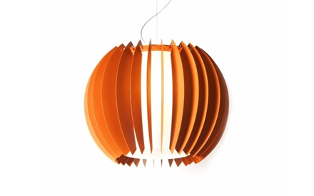 LUMEN CENTER | ORANGE PENDANT LAMP