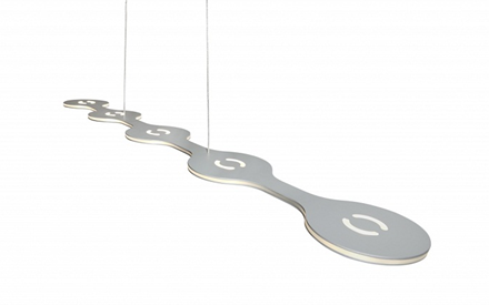 LUMEN CENTER | FLAT PENDANT LAMP