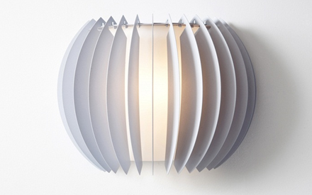 LUMEN CENTER | ORANGE WALL LAMP