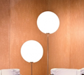 Lumen Center Iceglobe Floor Lamp