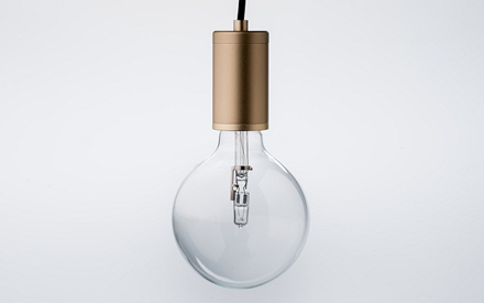 LUXELLO | PURITY LED BRASS PENDANT