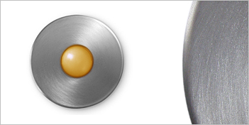LUXELLO | SIMPLE LED DOORBELL BUTTON BRUSHED
