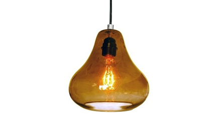 LUXELLO | AMBER KISS PENDANT LIGHT