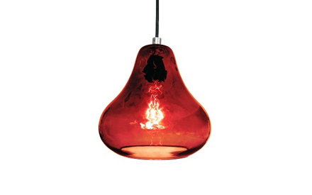 LUXELLO | KISS PENDANT LAMP - RUBY RED