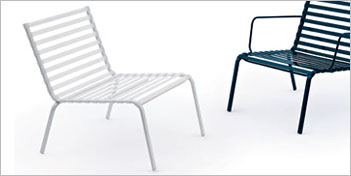 MAGIS | STRIPED POLTRONCINA