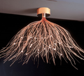 Minitallux Saggina Wall / Ceiling Lamp