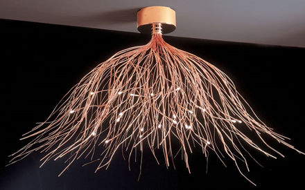 MINITALLUX | SAGGINA WALL / CEILING LAMP