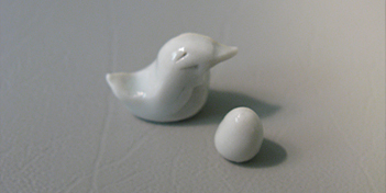 MODERN CERAMICS | MINI BIRD