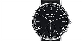MODERN WATCHES | NOMOS LUDWIG AUTOMATIC WATCH