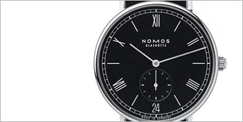 MODERN WATCHES | NOMOS LUDWIG AUTOMATIC DATUM WATCH